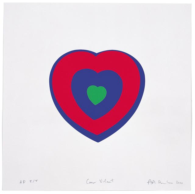 General Idea, 'Coeurs Volants', 1994/2000, Mai 36 Galerie