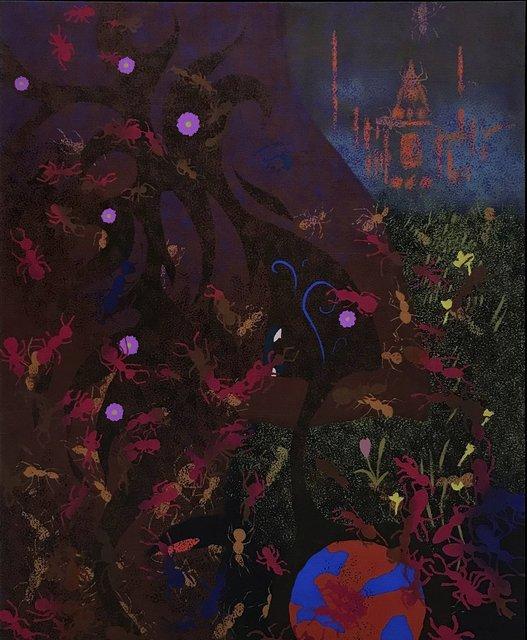 Joshua Nathanson, 'Olfactory   ', 2018, CFHILL