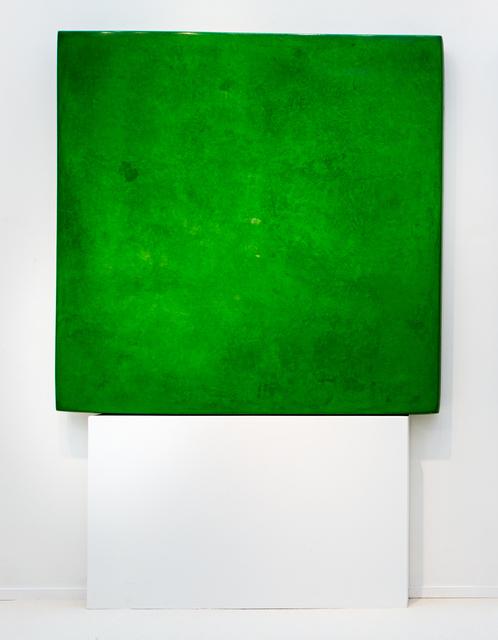 , 'Green Araash Fresco,' 2005, Serena Morton