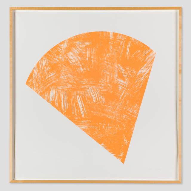 , 'Untitled (Orange State I),' 1988, Zane Bennett Contemporary Art