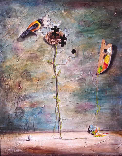 , 'The Missing Piece,' 2010, Studio 905 on Juniper