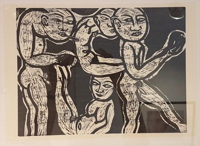 Akio Takamori, 'Fuck', 1996, Cerbera Gallery