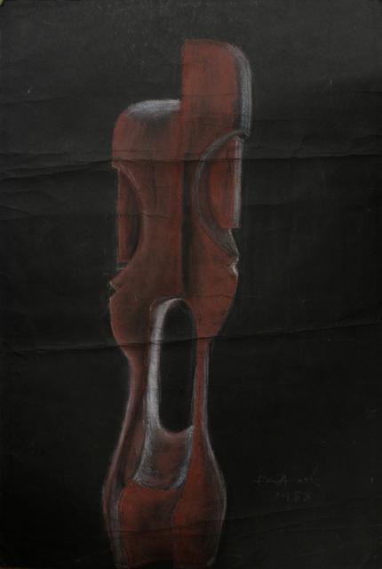 , 'Untitled,' 1988, TAFETA