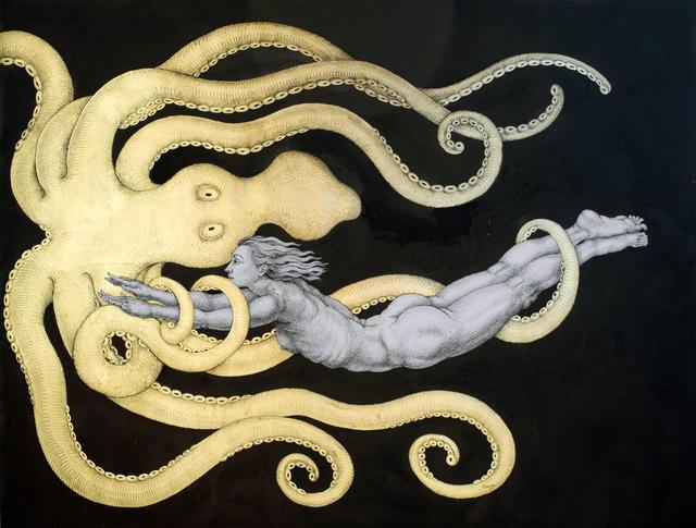 Michael Bergt, 'Swimmer', Nüart Gallery