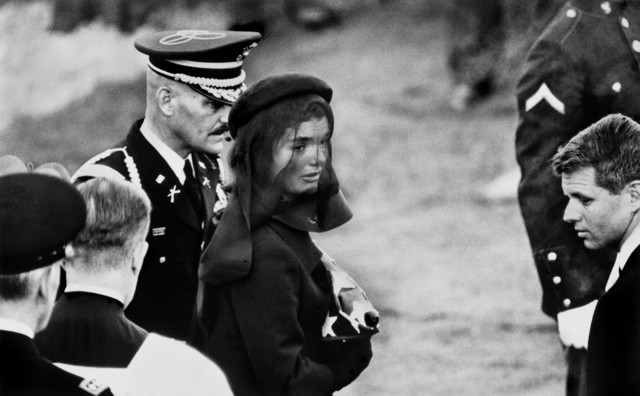 , 'Arlington, Virginia. November 25th, 1963. Jacqueline KENNEDY at John F. Kennedy's Funeral,' 1963, Magnum Photos