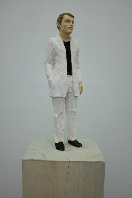, 'Mann mit weissen Anzug,' 2017, Deweer Gallery