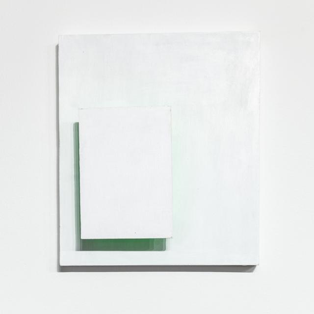 , 'Green_Little Rectangle,' 2017, Ki Smith Gallery