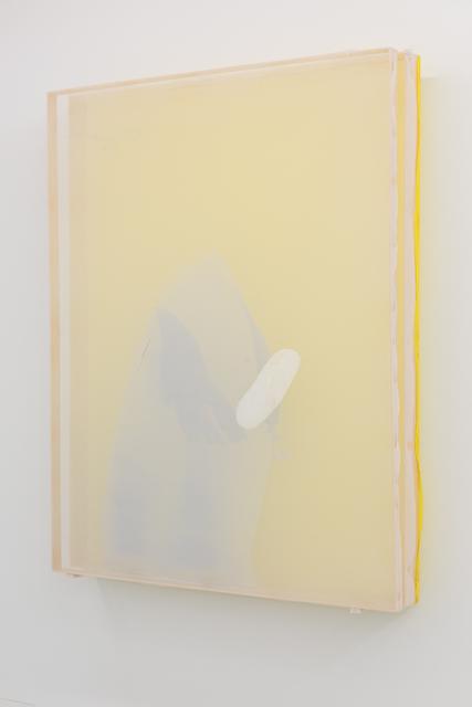 , 'I think mango you say salmon #I,' 2015, Annka Kultys Gallery