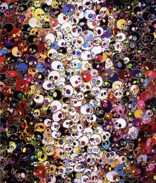 Takashi Murakami, 'I Do Not Rule My Dreams', 2011, Lougher Contemporary