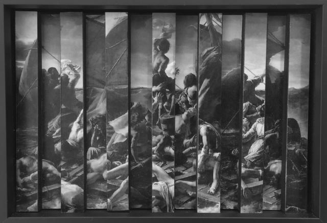 , 'Scene of a Shipwreck ,' 2017, Barnard