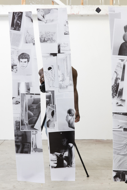 , 'Studio (0X5A0173),' 2017, Yancey Richardson Gallery