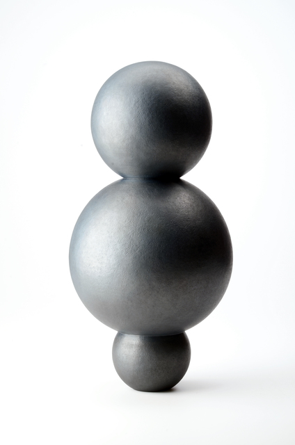 , 'Black Snowman,' 2012, Caroline Van Hoek