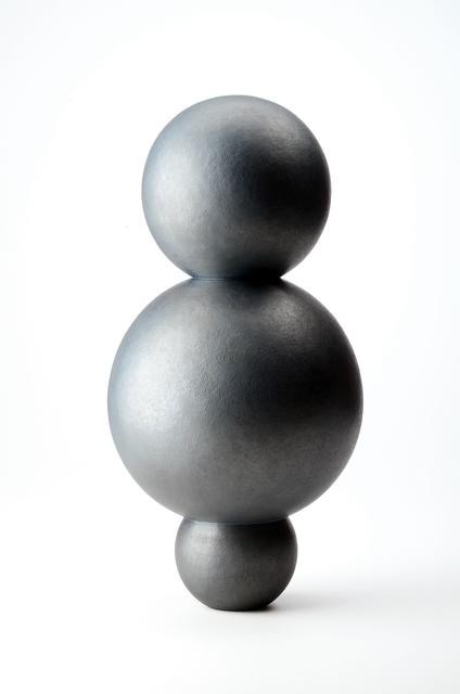 David Huycke, 'Black Snowman', 2012, Caroline Van Hoek