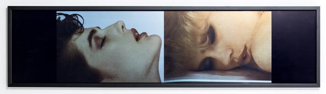, 'Sleep,' 1983, Downs & Ross