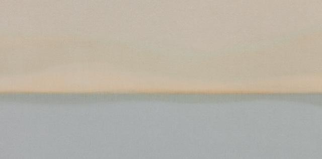 , 'Untitled (Pale White/Blue),' 2017, Tayloe Piggott Gallery