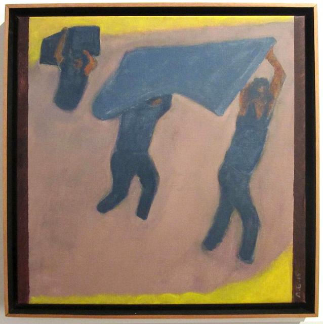 , 'Boceto del Zulia I,' 2015, Casas Riegner