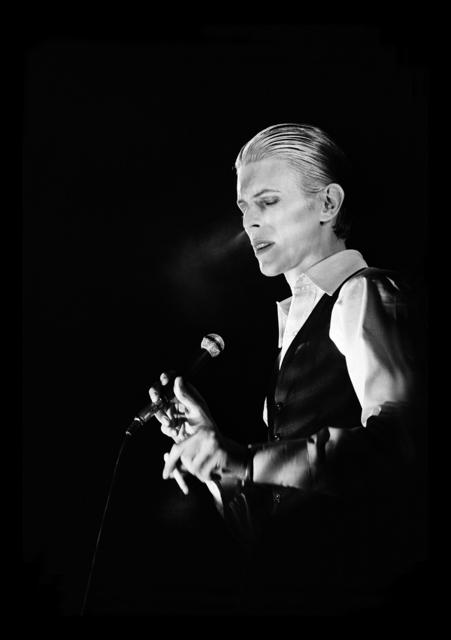 Gijsbert Hanekroot, 'David Bowie, Ahoy Rotterdam- The Netherlands ',  13 May 1976, Achillea Gallery