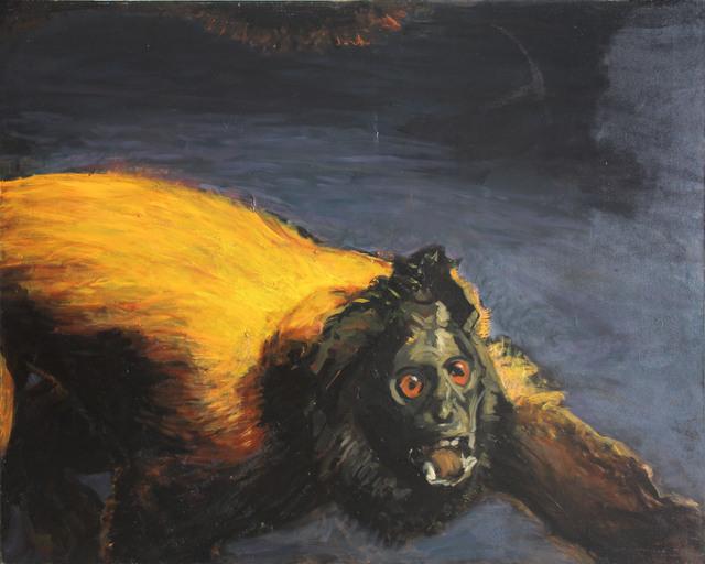 , 'Sin titulo (chango),' 2009, Galería Quetzalli