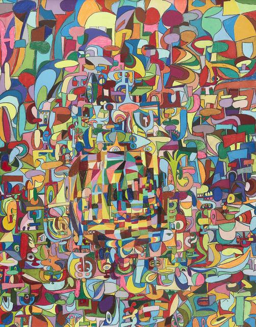 , 'Interconnection,' 1994, Acquavella Galleries