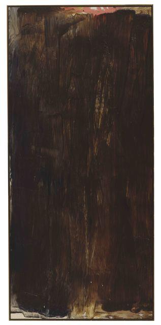 , 'Tender Position of Ashur,' 1974, Albert Baronian