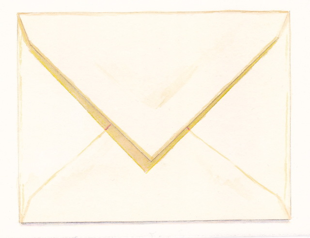 , 'Envelope with Yellow Shadow,' 2016, Garvey | Simon