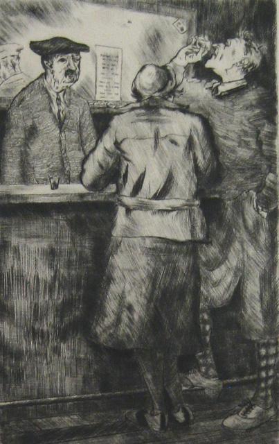 , 'The VIllage Bootlegger,' 1932, Paramour Fine Arts