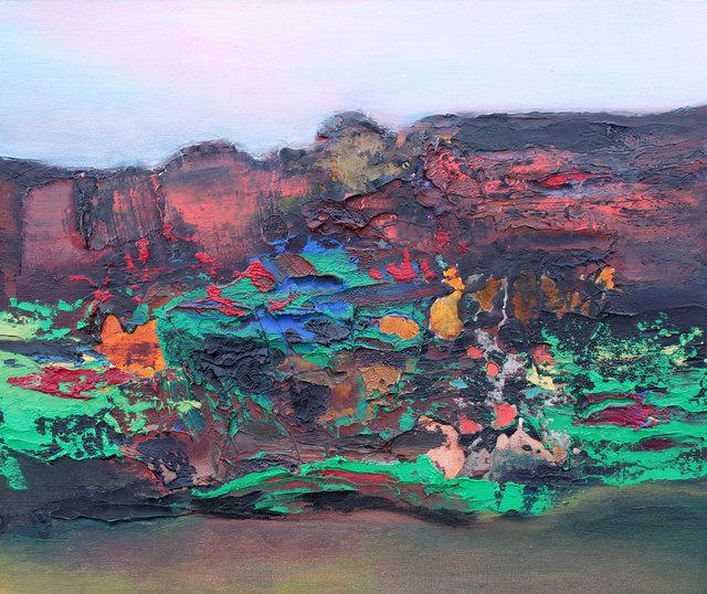 , 'Moorland,' 2017, Pontone Gallery