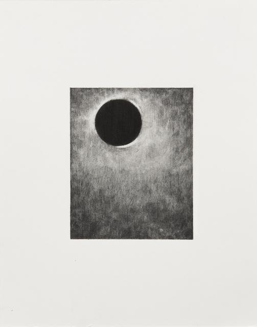 , 'Ce que dit la bouche d'ombre 2,' 2018, Galerie Nicolas Robert