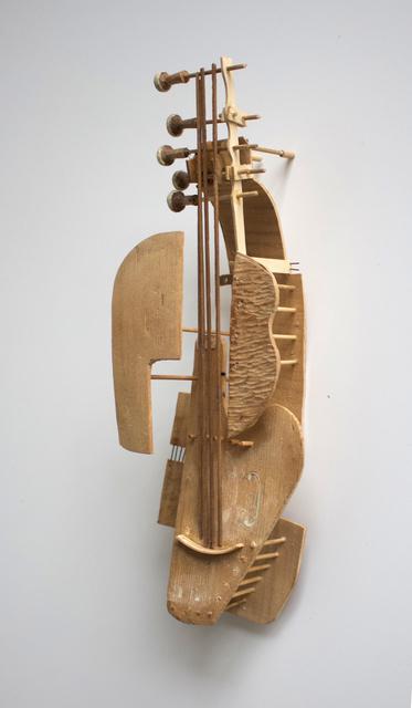 , 'Pochette for Braque,' 2018, Tayloe Piggott Gallery