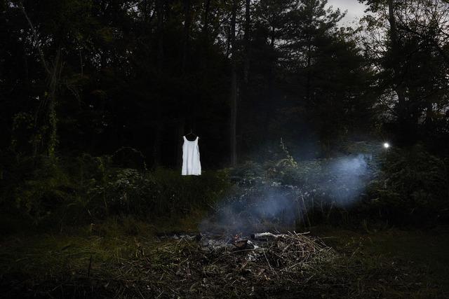 , 'Will-o'-the-Wisp #4451,' 2014, MIYAKO YOSHINAGA