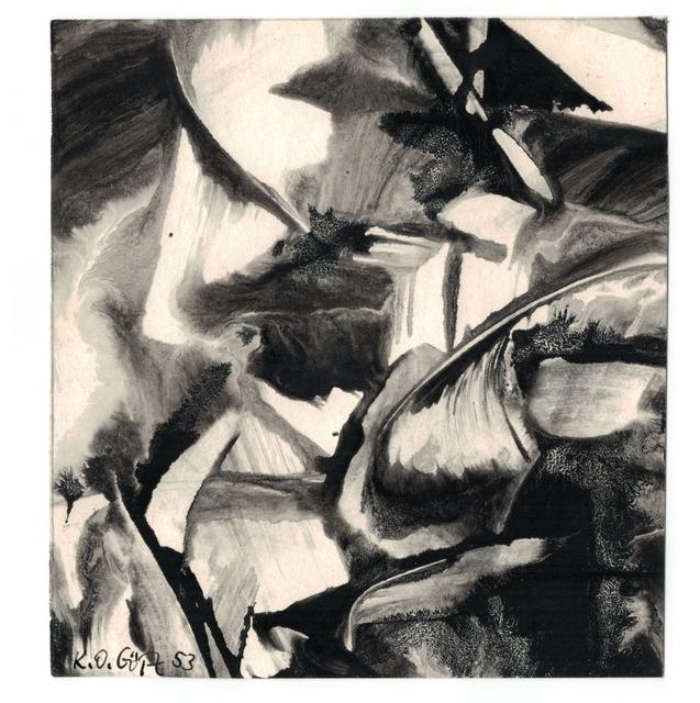 , 'Rom 3,' 1953, Sina Stockebrand Kunsthandel & Beratung