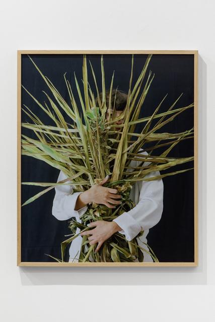 , 'The Mask of the Hunter (A Máscara do Caçador),' 2010, Galeria Filomena Soares