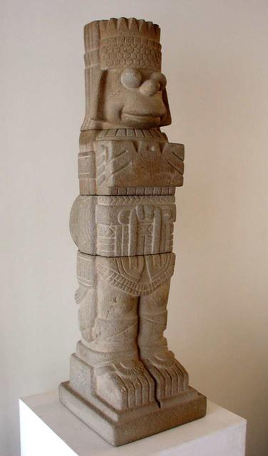 , 'Atlante,' 2004, Galeria El Museo