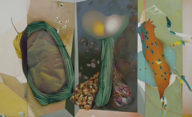 , 'El mercurio de la carne y el nacimiento del amor,' 2015, Pilar Serra