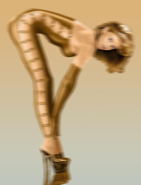 , 'nudes ro04,' 2011, Gagosian Gallery