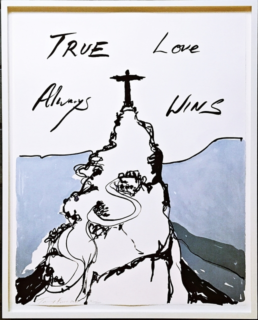 Tracey Emin, 'True Love Always Wins', 2016, Alpha 137 Gallery