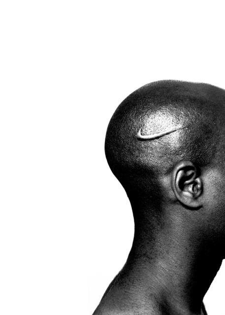 , 'Branded Head,' 2003, Norton Museum of Art