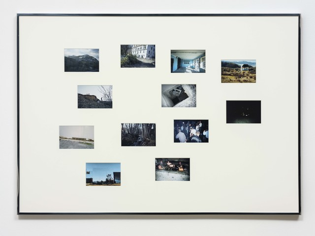 , 'Extended Holidays,' 1996, Galerie Chantal Crousel