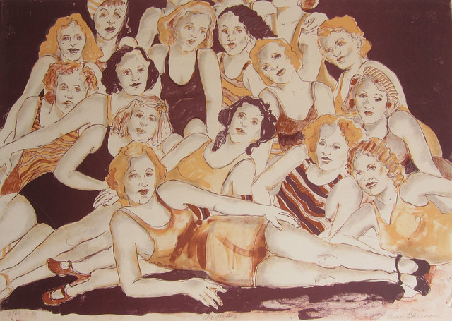 , 'By the Sea,' 1980, Albert Merola Gallery