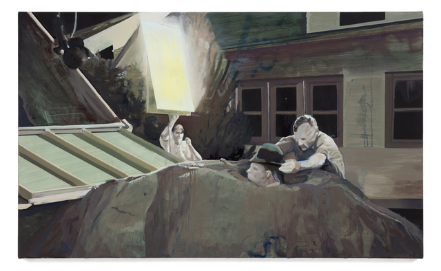 , 'Dumpster Coronation,' 2017, Andréhn-Schiptjenko