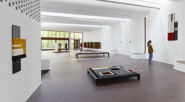 Andrea Zittel, 'Installation view Braem Pavilion', 2014, Middelheim Museum