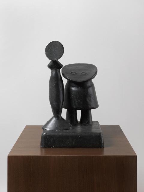 , 'Fille et mère,' 1959, Ludorff