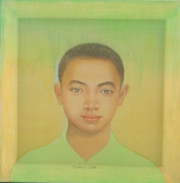 , 'Portrait 2,' 2017, Art Vietnam Gallery