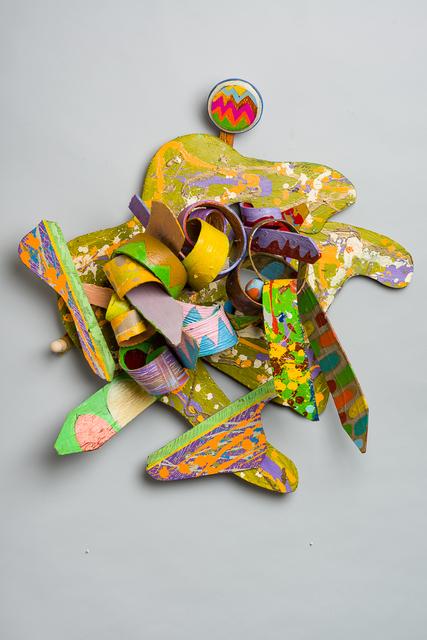 , 'Embracing Wisdom,' 2018, Marta Hewett Gallery