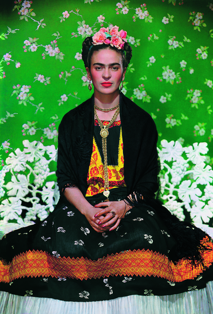 , 'Frida on the bench,' 1939, Victoria and Albert Museum (V&A)