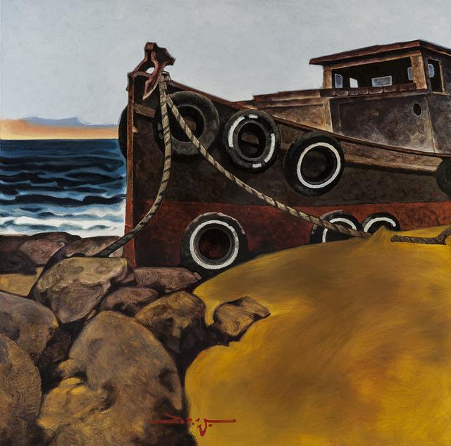 Z.Z. Wei, 'Ashore', 2019, Blue Rain Gallery