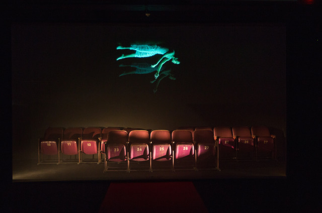 Royston Tan, 'Ghost of Capitol Theatre. In collaboration with Kuik Swee Boon and T.H.E. Dance Company', 2013, Singapore Art Museum (SAM)