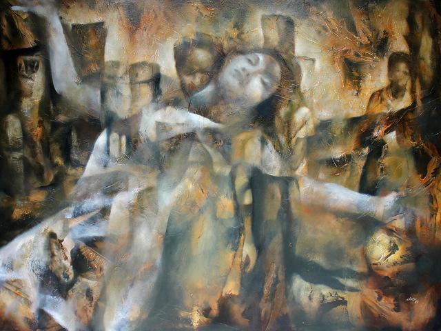 , 'Paglipa,' 2014, Di Legno Gallery
