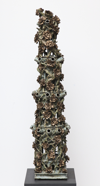 , 'Tulipiere, Sculptural Tower,' 2014, Maison Gerard