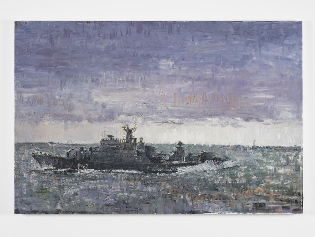 , 'Frigate Berlin,' 2013, Pilar Corrias Gallery